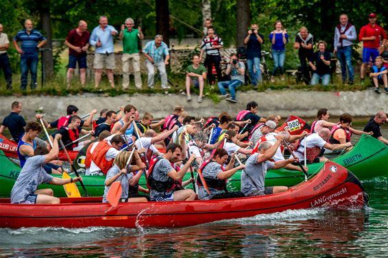 Eerste Kano Challenge overweldigend succes - Neerpelt