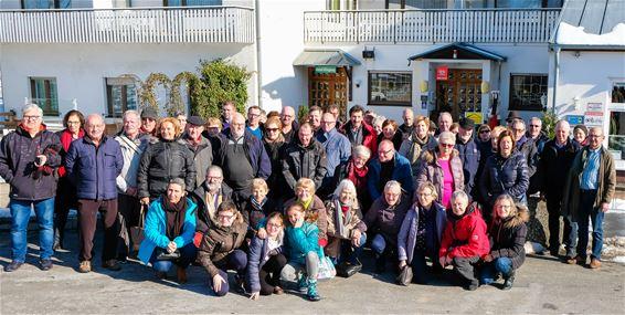 24ste wandelweekend KWB Koersel - Beringen