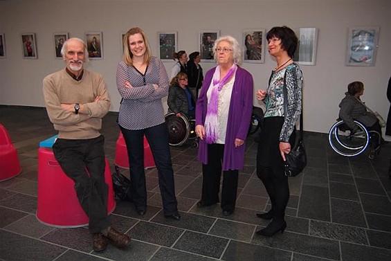 35 sterke vrouwen in een tentoonstelling - Lommel