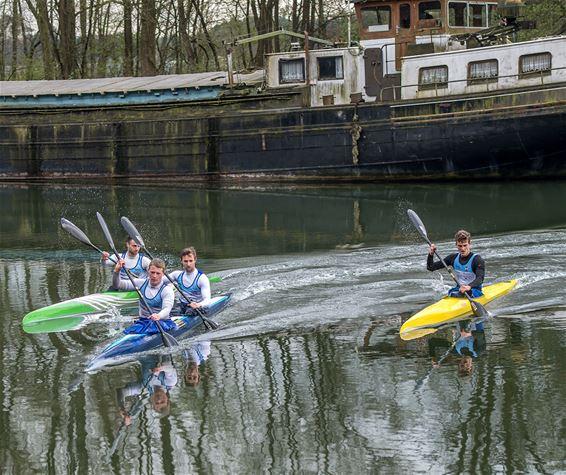 4 keer goud voor NWC op de Kempenmarathon - Neerpelt