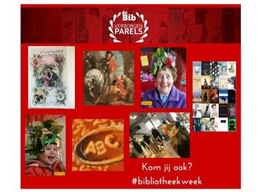 Bibliotheekweek van start - Lommel
