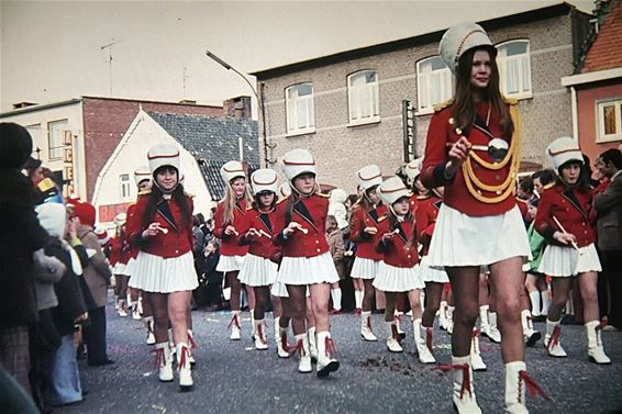 Carnaval begin seventies - Lommel
