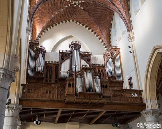 Een nieuwe lente, een nieuw (orgel)geluid - Neerpelt