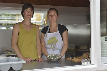 Foodtruck Blueberry Fields groot succes - Beringen
