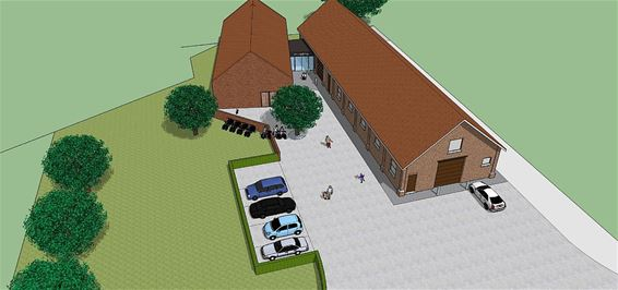 Groen licht voor bouw nieuw jeugdcentrum - Leopoldsburg