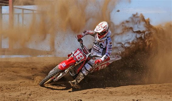 Herlings wint GP motorcross Lommel - Lommel