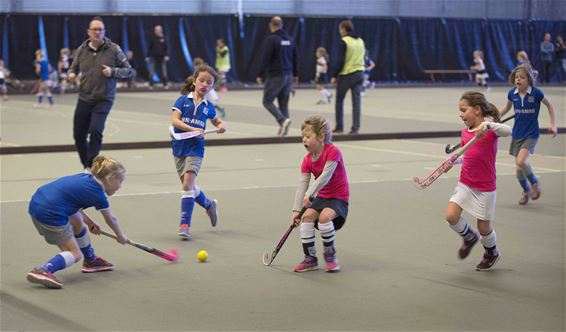 Hockeytoernooi in De Soeverein - Lommel & Pelt
