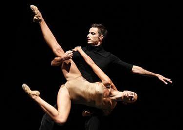 groot dansers naakt