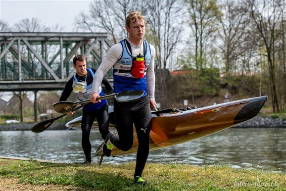 Nog even die Kempenmarathon - Pelt