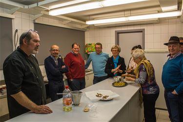 Kookworkshop met insecten - Beringen