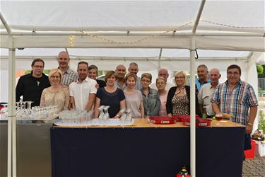 Korspel kermis en pop-up café - Beringen