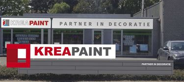 Kreapaint opent showroom in Paal - Beringen