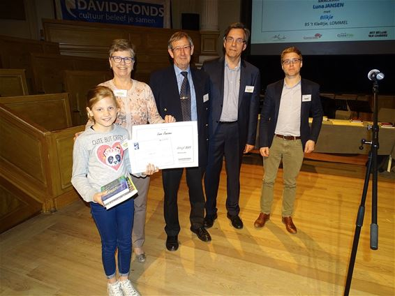 Lommelse leerling wint Junior Journalist Wedstrijd - Lommel