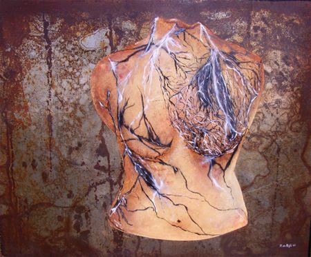 Overpelt op bezoek bij henny de bijl internetgazet - Kleur schilderij slaapkamer volwassenen ...