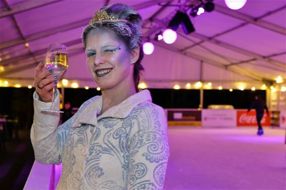Opening be-MINE on Ice - Beringen