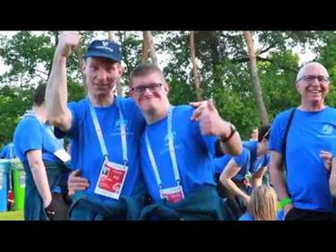 Openingsceremonie Special Olympics - Lommel