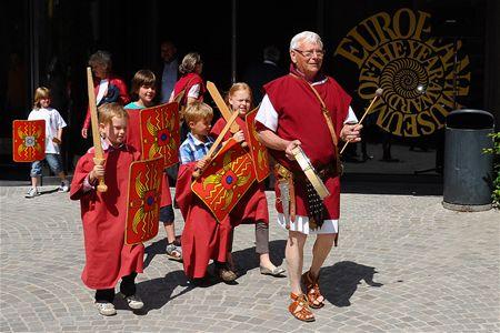 Tongeren - Record aantal bezoekers voor Gallo Romeins ...