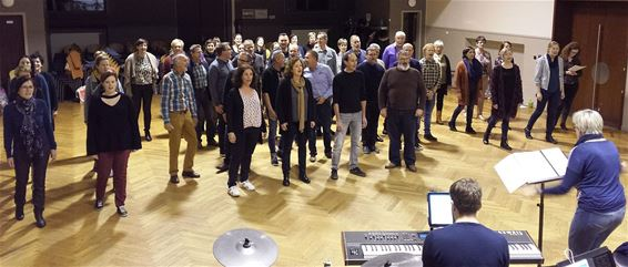 Repetities bij 'Just Music' - Neerpelt