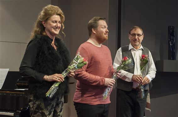 'Songs of travel'-concert in het Raadhuis - Lommel