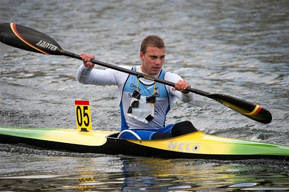 Toon Broekx wint Kempenmarathon - Neerpelt