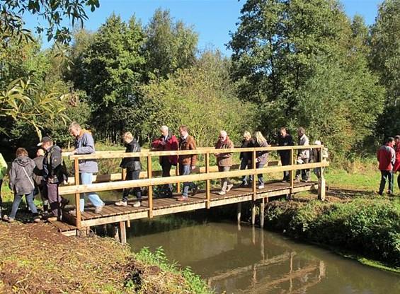 Wandelgebied Hoksent-Molhem geopend - Peer