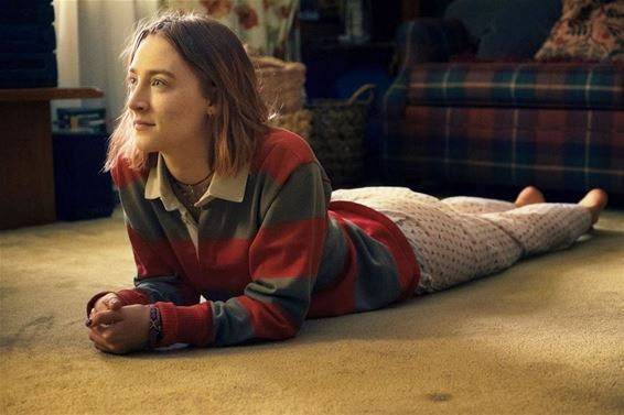 Zebracinema: 'Lady Bird' - Neerpelt