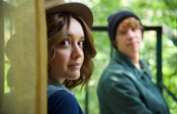 Zebracinema:'Me and Earl and the Dying Girl' - Neerpelt