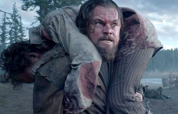 Zebracinema: 'The Revenant' - Neerpelt