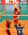 Pelt - Zondag volley-interland België-Portugal