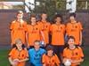Nieuwe outfits met nieuwe clubkleuren voor Handbal