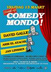 Beringen - 4de Comedy Night Il Mondo
