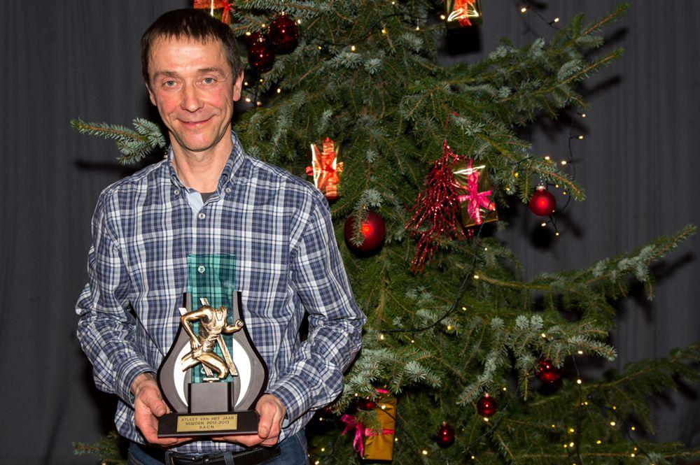 Pelt - Peter Palmans SACN-atleet van het jaar - Internetgazet