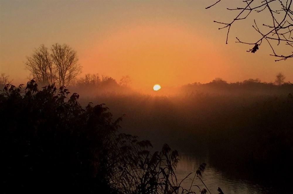zonsondergang dec 2016