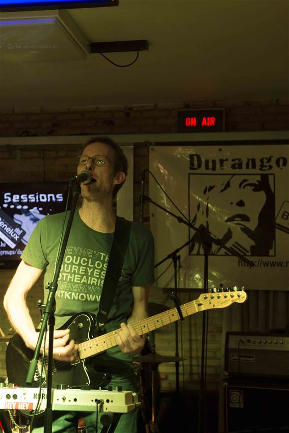 Beringen - Duitse band...
