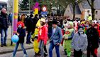 Kindercarnaval in Heuvel en Lutlommel