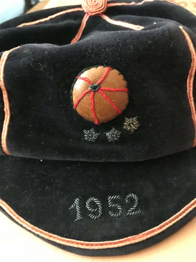 Beringen - 1952: Engeland-België: 5-0 - Internetgazet