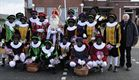 De Sint is in Holheide