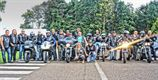 'Bikers for Christ' houden samenkomst