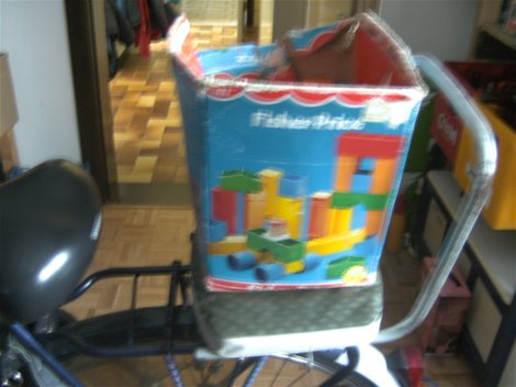 Fisher price blokken